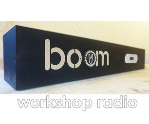 Workshop Radio - BOOMbox
