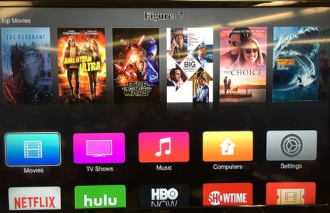 Step 3: Accessing Apple TV Settings