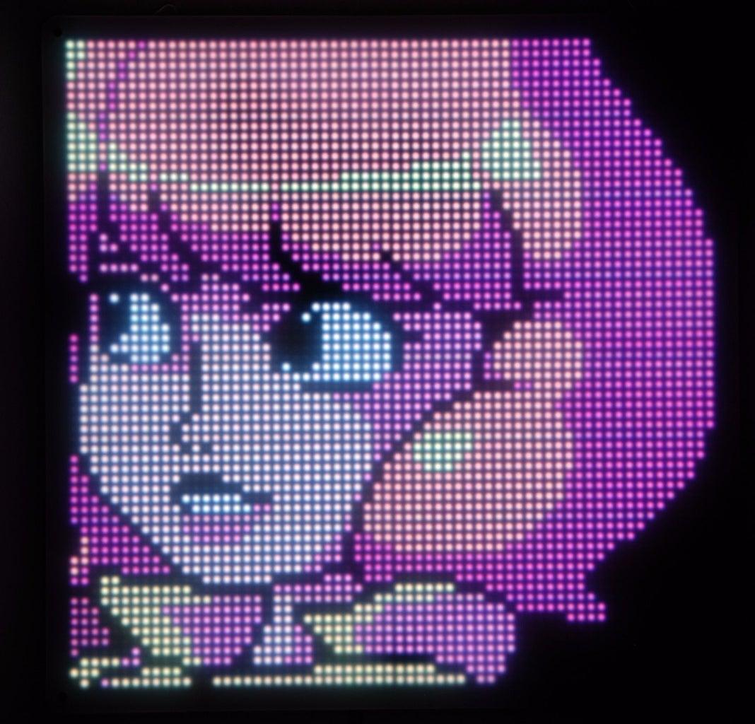 Get Some Cool Pixel Art