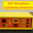 Sensitive Arduino Lightning Detector With Homemade Sensor