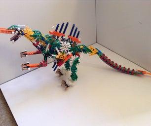 K'nex Transformers Dinobots Part 2: Scorn and Slug