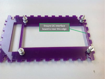 LCD Plate