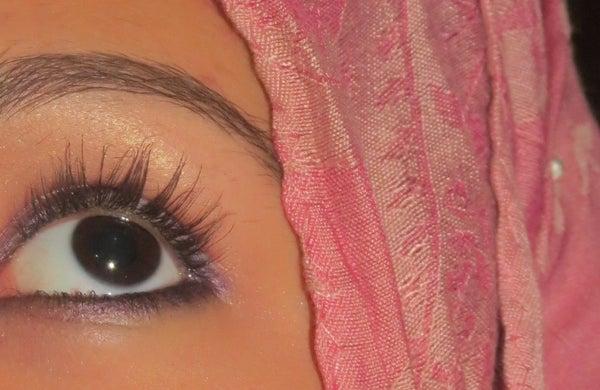 Pink Kissed Eye Makeup!!!