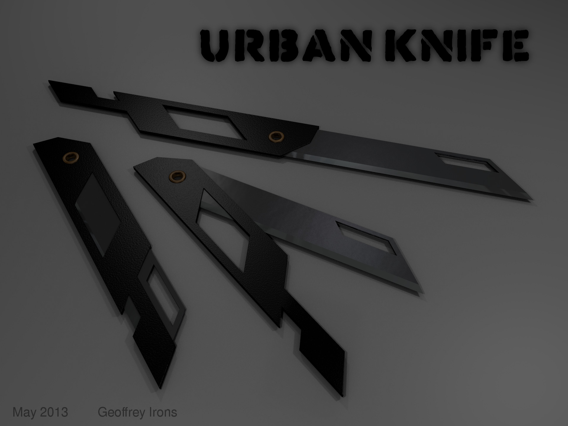 The Urban Micro-Knife
