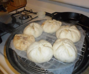 Holy Crap, I Made Chinese Steamed Buns!