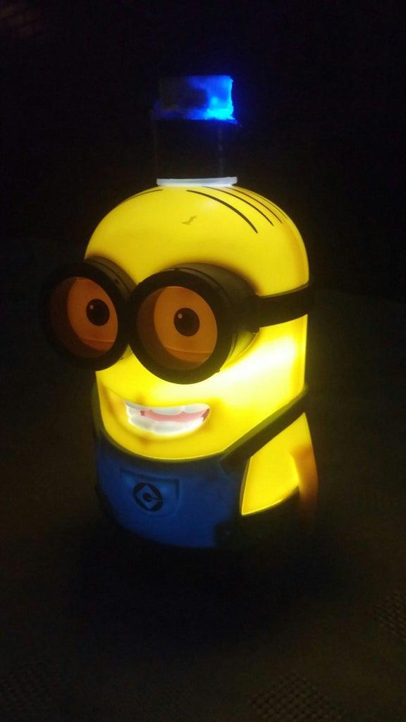 Minion Night Ligth Powerbank