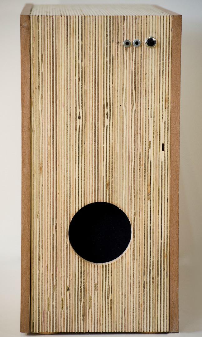 Plywood PC Case
