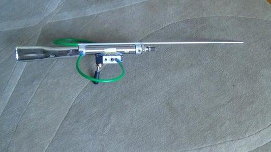 How to Make a Pneumatic Air Gun