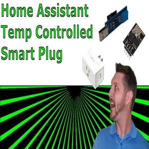 WiFi Enabled Temperature Controlled Smart Plug