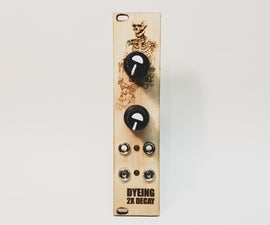 Dual Decay Eurorack Point-to-Point Circuit