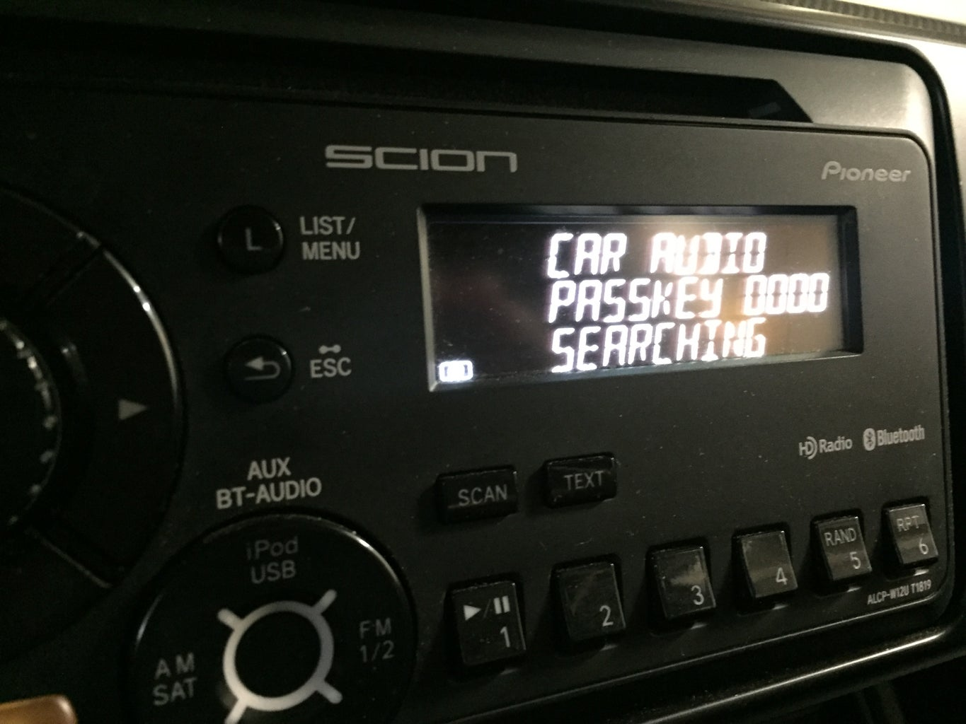 Connect the Dot to Your Stereo Via Bluetooth or 3.5