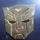 Heavy Duty Autobot Logo