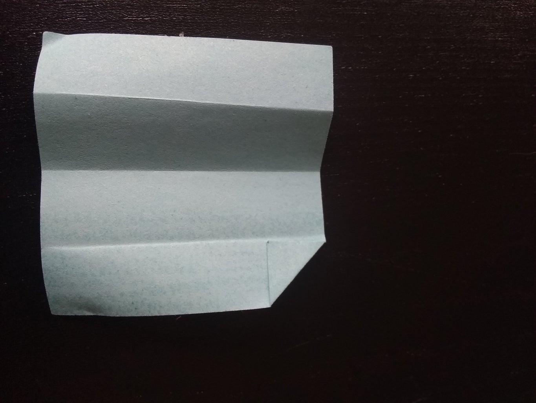 Folding the Pieces, Pt. 3