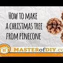 Pine Cone Christmas Tree - Christmas Decorations