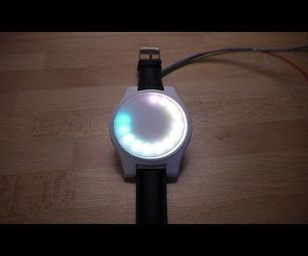 TfCD Wearable Noise Display
