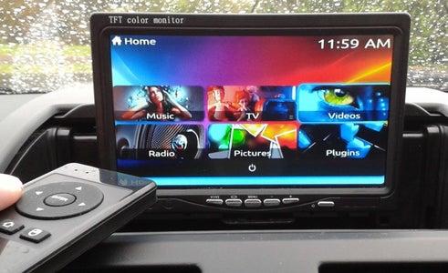 Windows 8.1 Car Media System