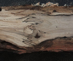 From Firewood to Wood Blanks