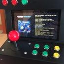 Retropie Arcade Game Machine