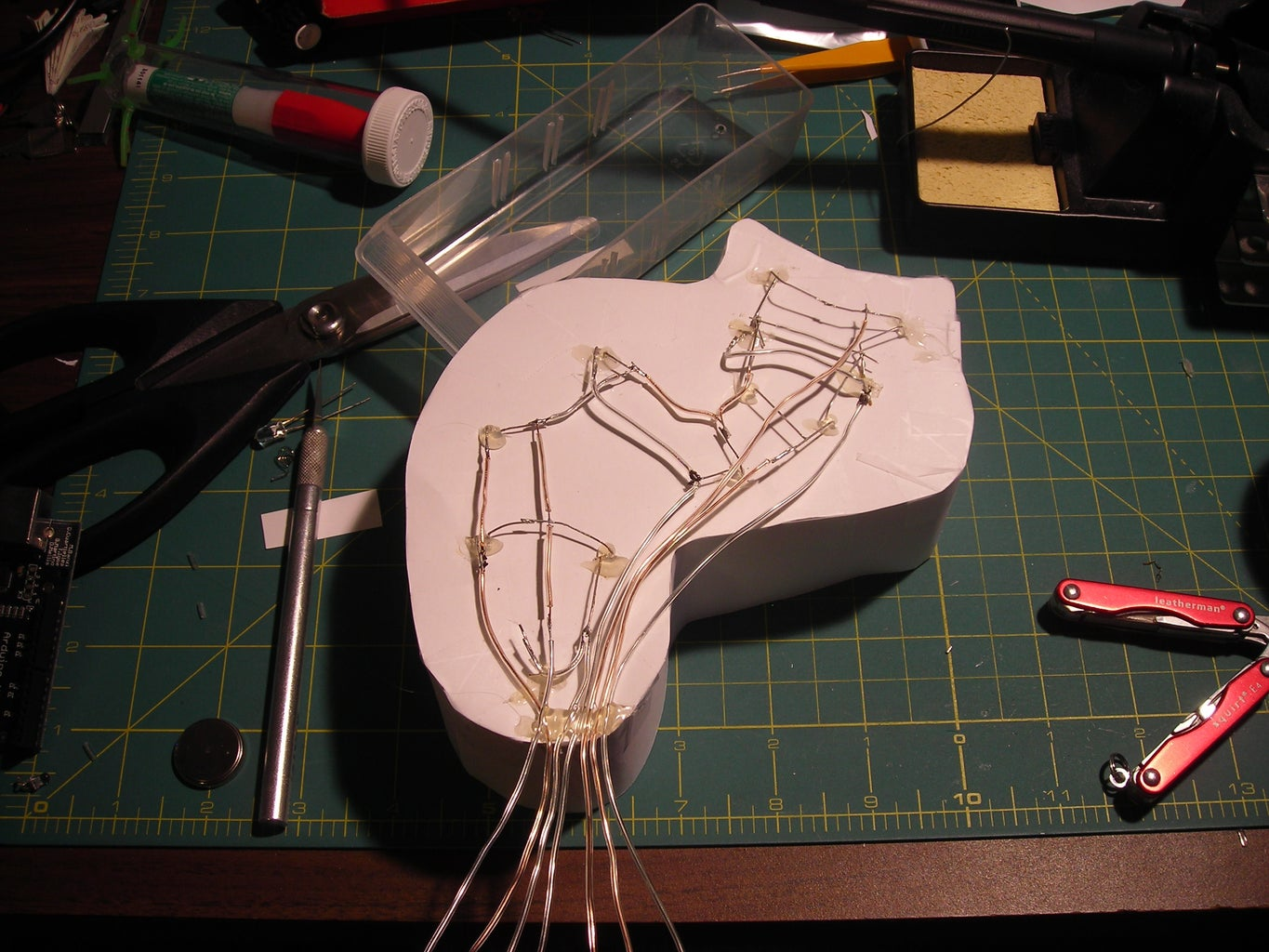 Solder and Program the Electronics
