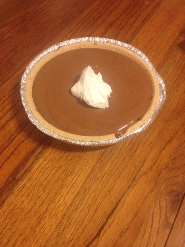 How to Make Nutella Pie (no Bake)