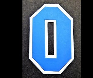 Make Jersey Numbers - 0