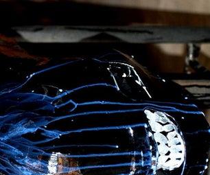 Cheap Xenomorph Alien Head EVA Foam
