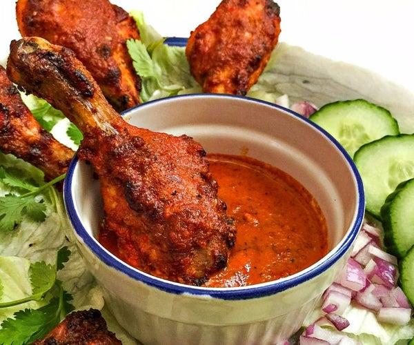 Piri Piri   Peri Peri Chicken  With Homemade Peri Peri Sauce