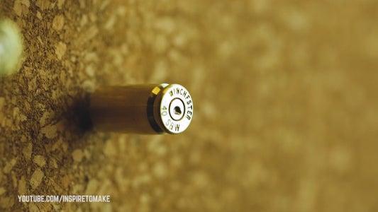 Bullet Shell Push Pins