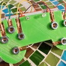 Makey Controller Shell (with or Without Nuts!)
