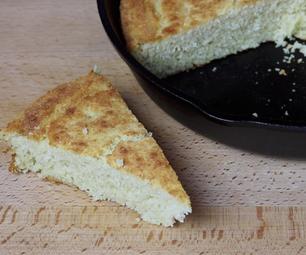 Easy Southern玉米面包