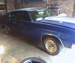 Lowering the Ride Height of Your Muscle Car (1970 Chevelle)