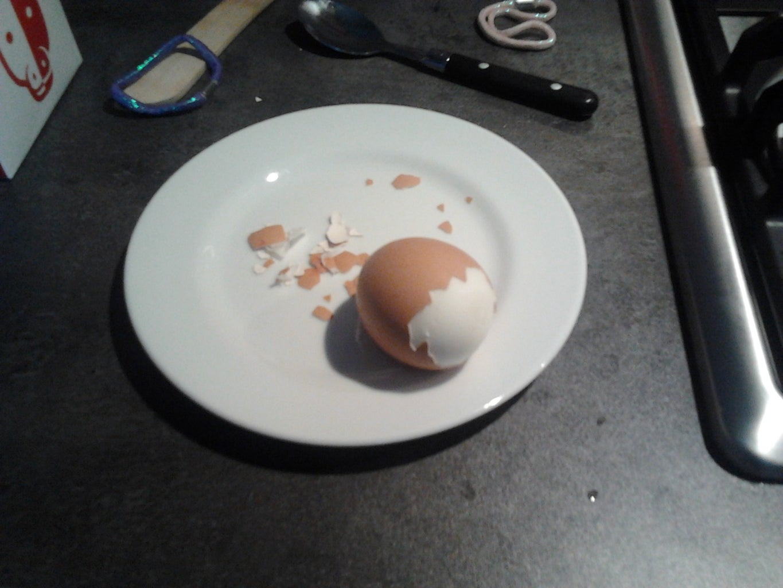 Peel the Egg