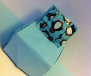 Duct Tape Mini Pillow