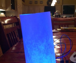 How to Make a Relaxing Nightlight