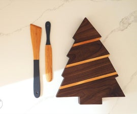 4 DIY Holiday Gifts // for the Kitchen // Woodworking