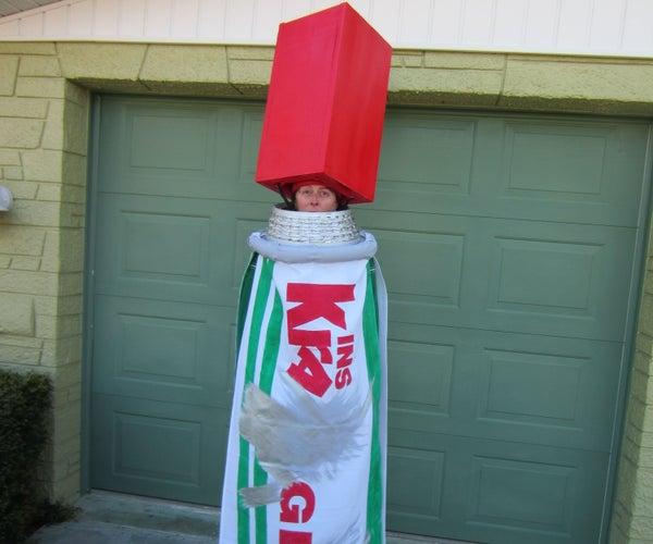 The Lego Movie Kragle Costume