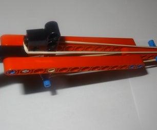 Brick-bullet Gun With Lego