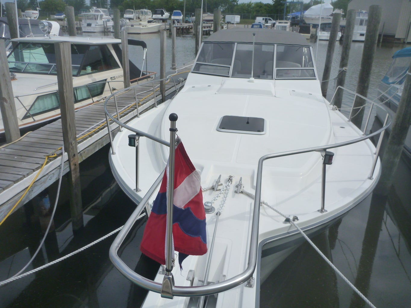 Making a Burgee Cover for Your Boat
