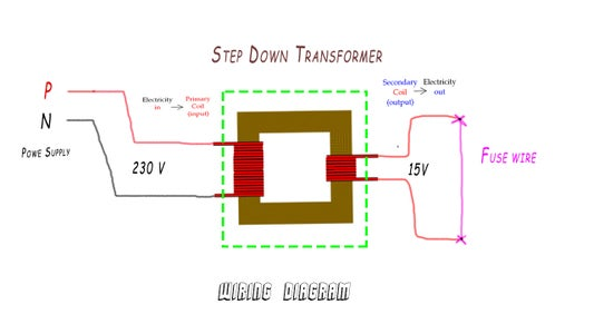 Wiring Diagram:-