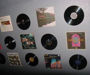 Decorating W/ Records