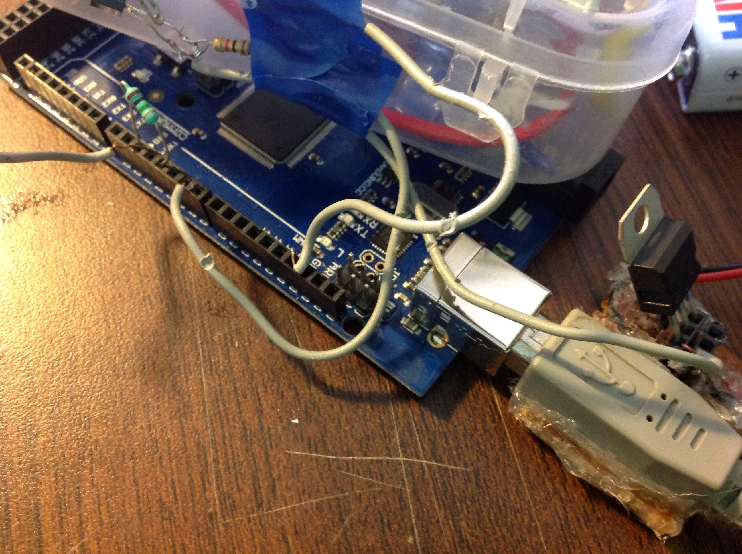 Blu CAPACITIVO Touch Sensor Module For Arduino-NERO