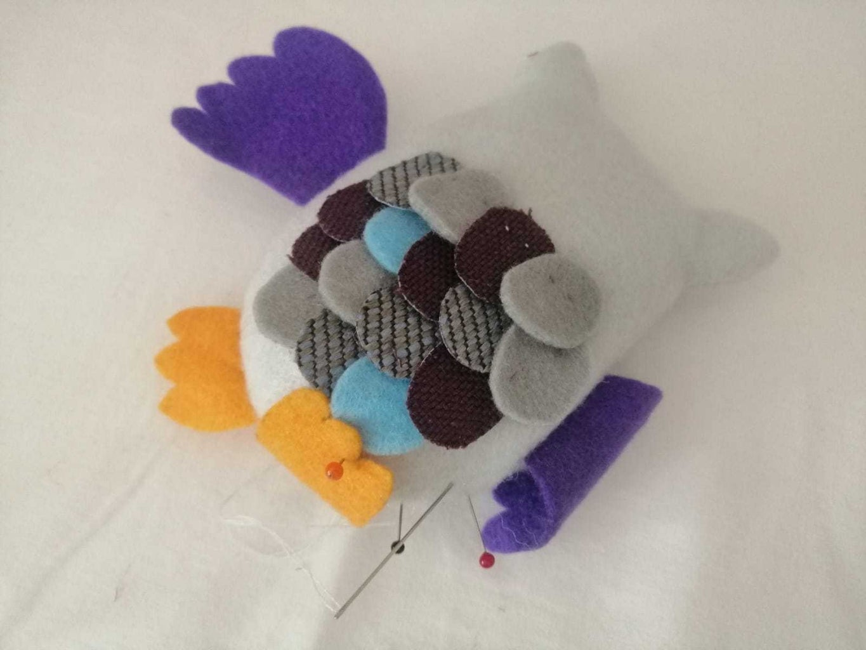 Step 3: Assemble (Owl)