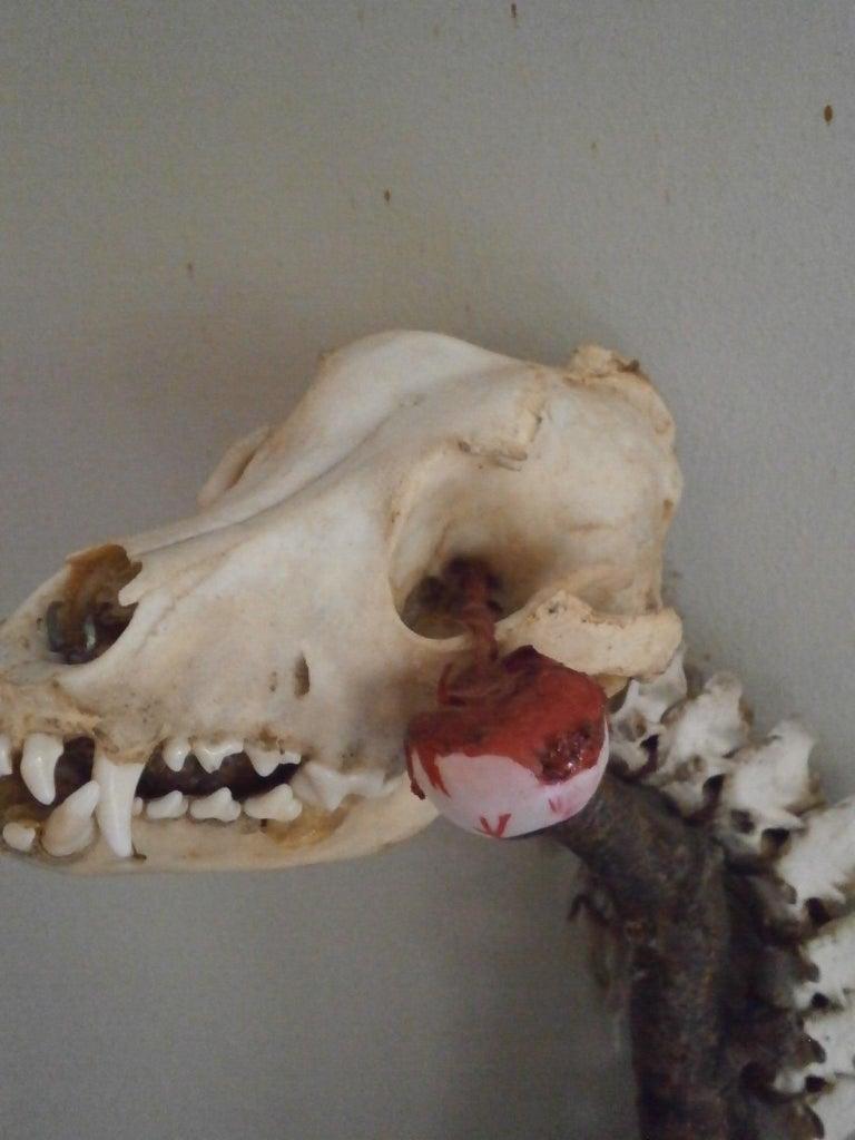 Skull on a Staff