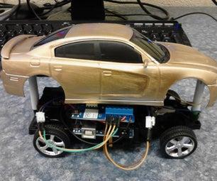 Autonomous Arduino Car
