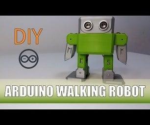 How to Make a Humanoid Robot