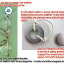 DIY Magnetic Eyeglasses/Badge Holder