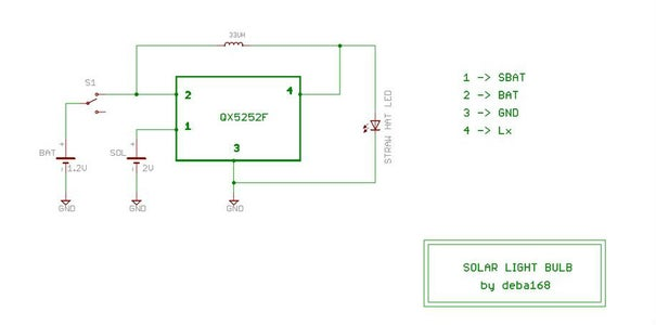 Schematic and Working: