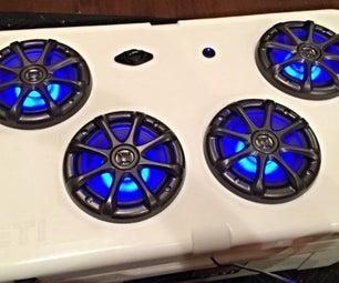 Ultimate Cooler Speaker System