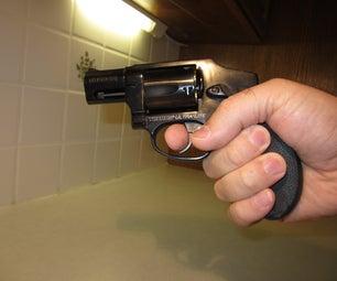 Rubberband Handgun