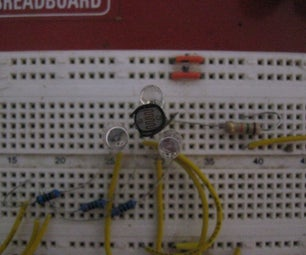 Simple Arduino LED Color Sensor for Beginners